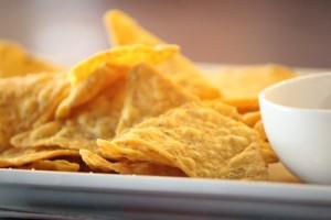 healthy vegan nachos